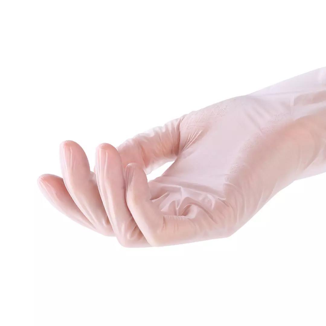 中红普林 一次性PVC检查手套(医用级)100只/盒